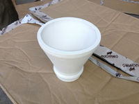 24# China manufacturer characteristic style of Al2o3 Pouring Cup for sale