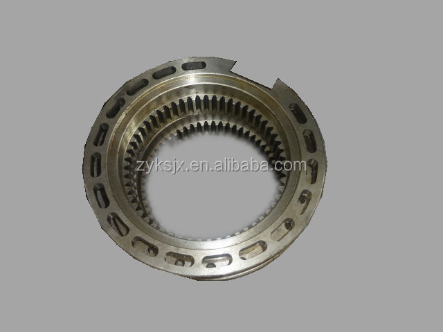 Customerized High Quality Wear-resistant Forging & Casting Ring Gear / Gear Ring