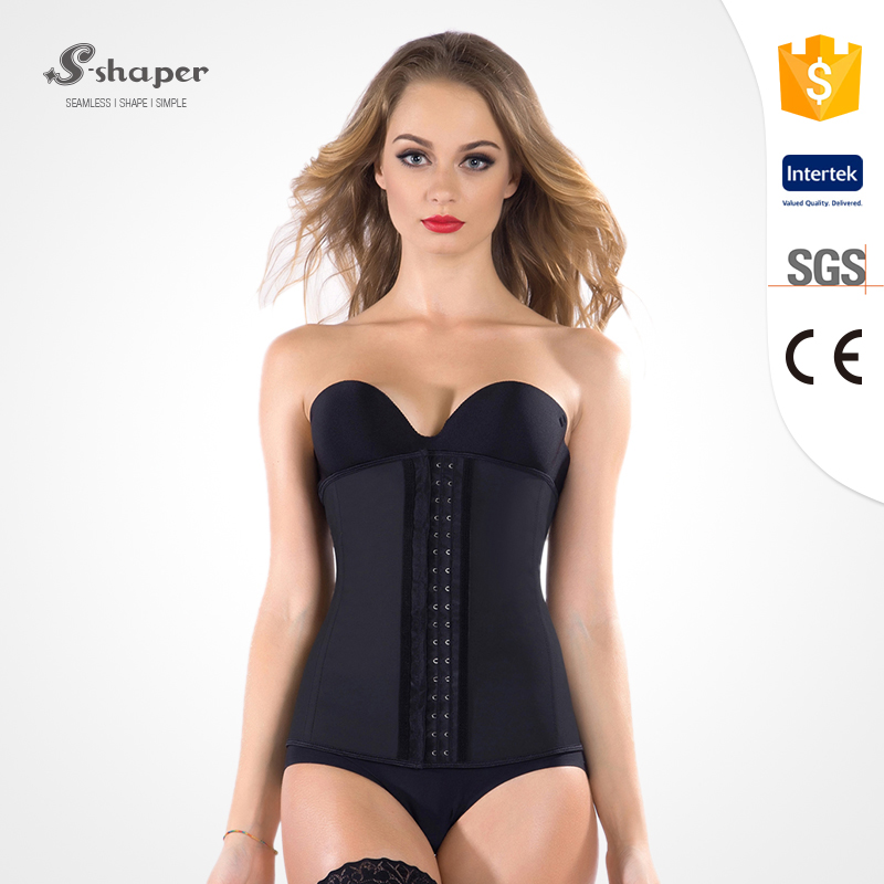 S-SHAPER OEM Women Latex Waist Trainer Corset