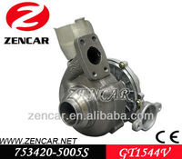 Turbo charger 753420-5005S for Volvo S40/V50 with DV6TED4-9HZ Engine