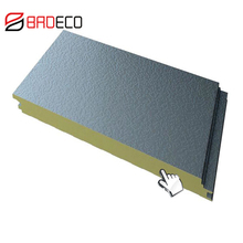 Factory Price Fire-proof Polyurethane Wall Sandwich Panel
