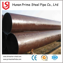 Prime Steel STPG 370 MS SEAMLESS PIPE IN DUBAI ASTM/ Grade B seamless carbon steel pipe for oil and gas transmission