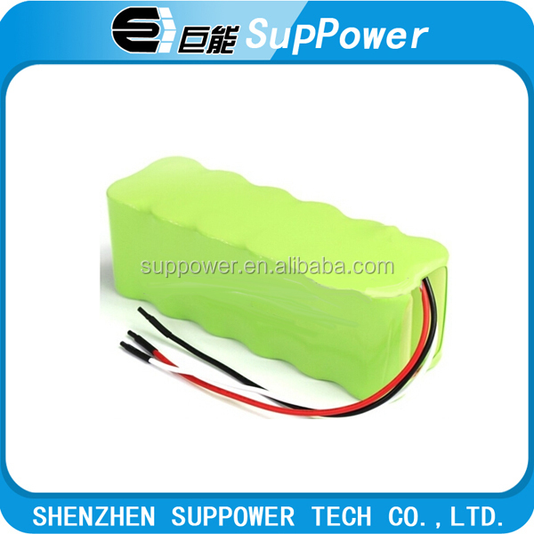 Customize 1.2V/2.4V/3.6V/4.8V/7.2V 1800mah nimh batterytery toshiba aa battery