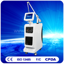 Non-invasive pigments removal skin rejuvenation yag laser eye