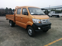 Sinotruk extended cab small utility mini truck