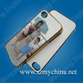 New sublimation material case for iphone 4S