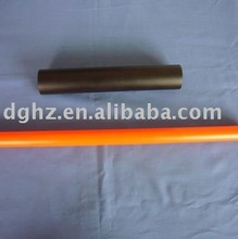 High quality PVC/ABS/PS/PP/PE/TPE/TPR/TPU/TPV pipe with different size and color