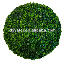 Artificial Boxwood Hedge grass ball
