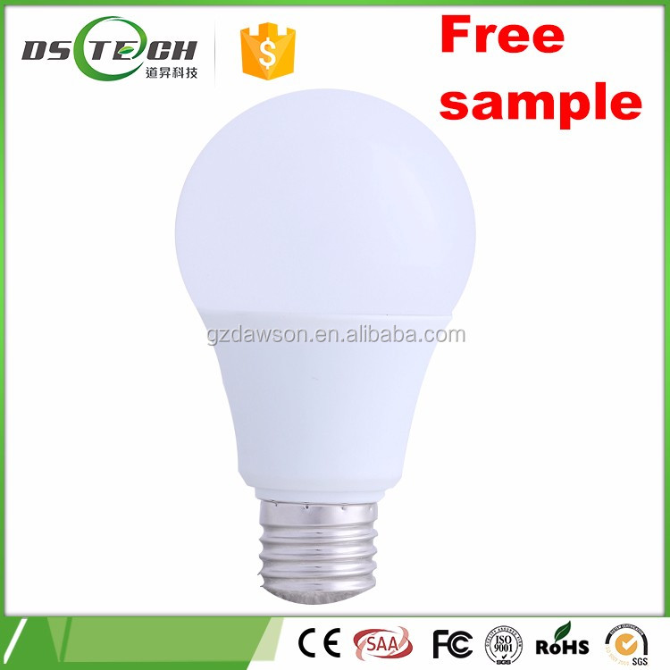 China supplier Cost- effective led lighting A50 5w 110/220v led bulb with good quality