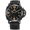 Ip black color selling well Hot Selling international brand watches