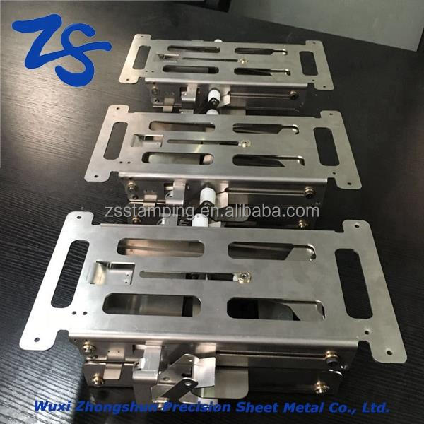 ISO9001 Custom Design Stainless Steel CNC laser cutting Parts