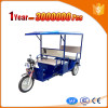 2015 ECO friendly boss classic indian style china rickshaw for sale