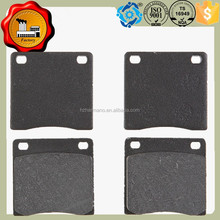 Quality factory brake pads D104-7040 JAPANESE CARS