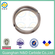 Excellent performance cemented carbide roll rings from ND factory