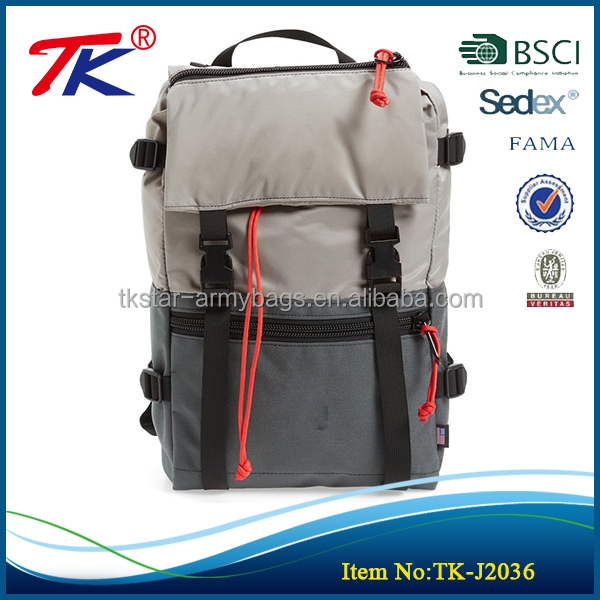 Durable large capacity custom made outdoor hiking backpack