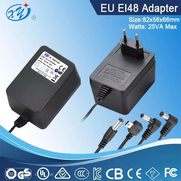 EI series encapsulated small electrical transformer with TUV-GS approval