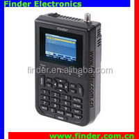 "YES FTA Cheap price satlink WS-6906 support DVB-S Digital Satellite Signal Finder Meter with 3.5"" LCD screen"