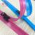 Cheap price new design eco-friendly pe plastic TPU Water Proof Zipper