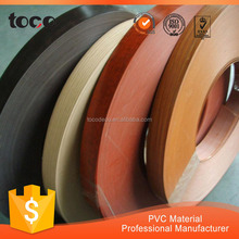 Plastic Table Smooth Edging Trim for Sheet Metal
