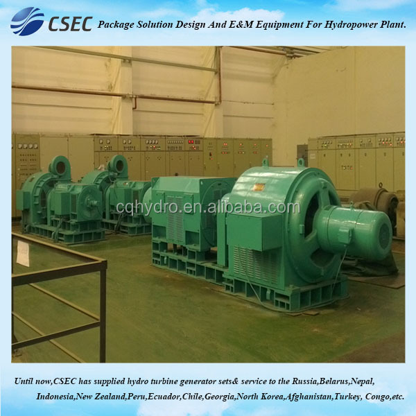 Mini Water Turbine Generator For Power Station
