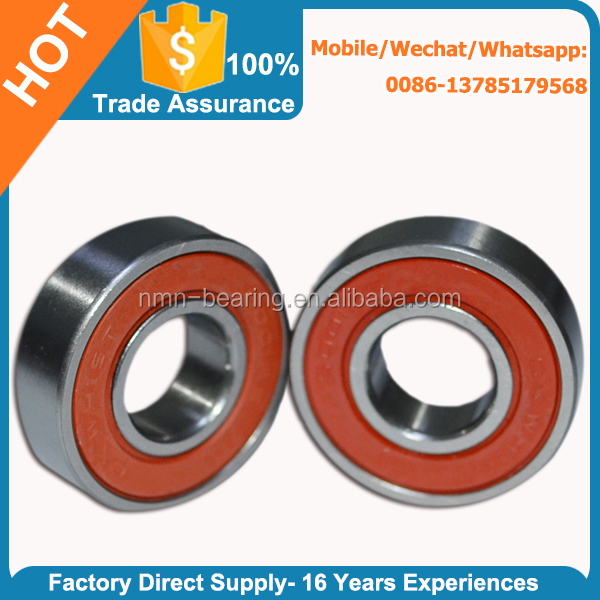 Mountain Bike Deep Groove Ball Bearing 6000/ 6200/ 6300 Series