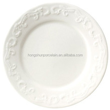 service plate , porcelain service plate , american service plate service