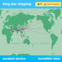 freight forwarder container shipping from china to new delhi from china shenzhen guangzhou/shanghai/ningbo etc
