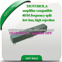 MOTOROLA/GI diplex pass filter DF1-42/54, MB/SLE trunk amplifier filter