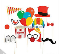 Photo Booth Dancing Stick Costume Wedding Props 01