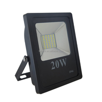 Aluminium Remote Control Light 20w Flood