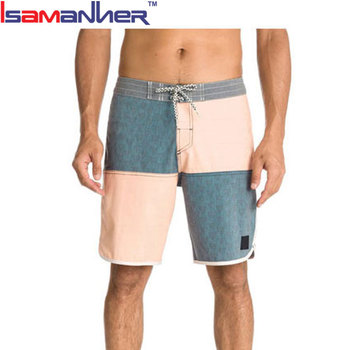 Quick Dry new design fashion men shorts beach with pocket