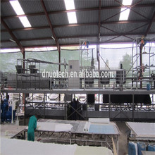 3.2M ultra wide gel coat flat sheet production line for truck body