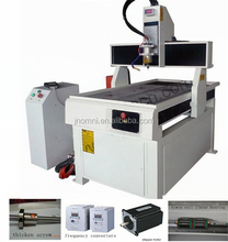 Best price wood mini cnc machine , hobby advertising cnc router 6090 for wood working