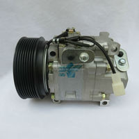 Panasonic Air Conditioning Compressor 225 body for Mazda 6 Mazda 5 R134 FITTING H12A1AQ4HE