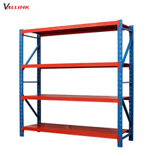 Auto parts warehouse rack