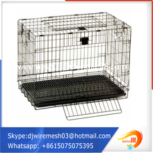 dog cage lock/dog cage with wheels(best price)