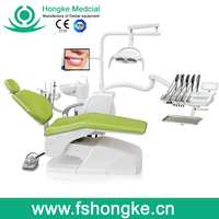 Confident dental clinic oral surgery dental chairs HK-610-1