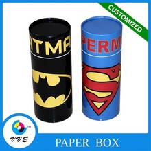 gift packaging Use Magnet Packaging Tubes and clear plastic tubes