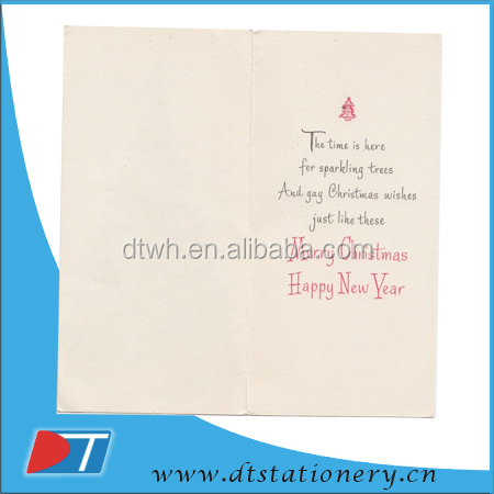 flashing christmas greeting cards