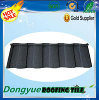 Easy install japanese roof tiles/cheap roof sheet price/stone coated metal roof tile