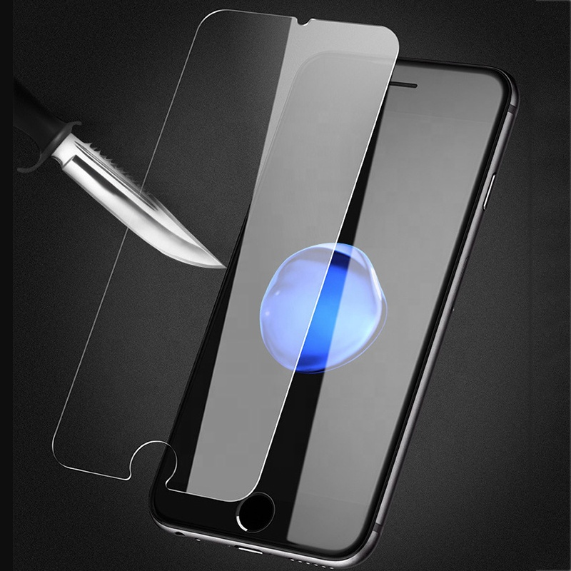 Bulk buy from China 9h tempered glass for iphone 8 screen guard,phone screen protector for iphone 8