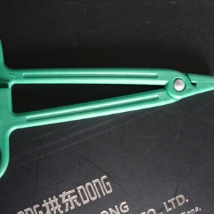 Disposable medical sponge holder forceps with high quality