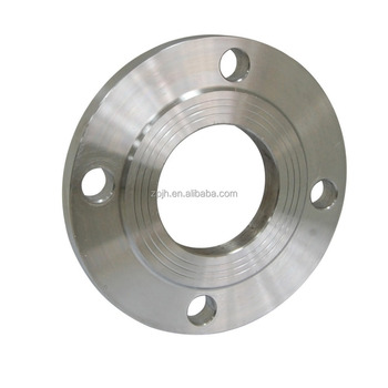 Carbon steel pn16 plate Flange 6''