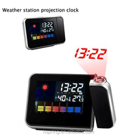 2014 High Quality High-Test Weather Station Alarm Clock