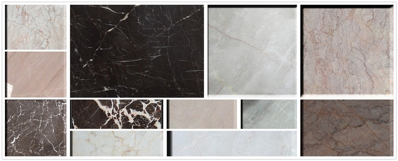 Premium quality durable service marble external floor tile