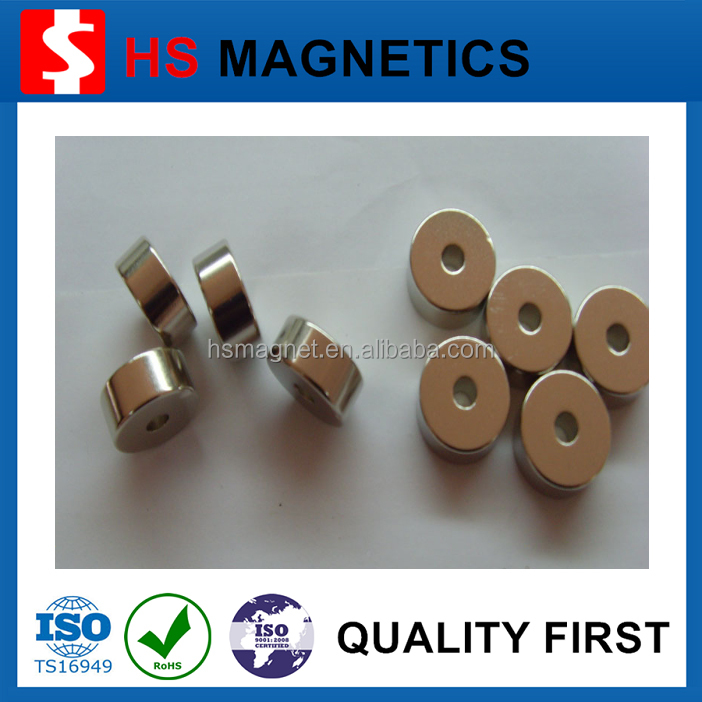Custom Strong Permanent Small Magnets for Jewelry