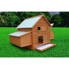 Small Chicken Coop House Wooden Outdoor