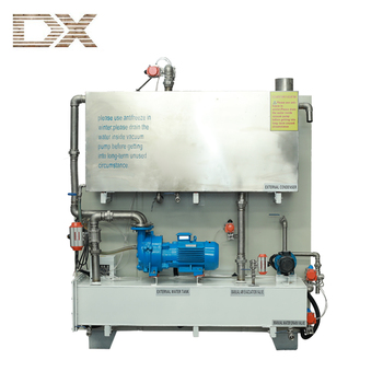 High frequency vacuum wood dryer/ wood kiln drying machine