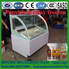 Gelato display cabinet/Ice cream freezer