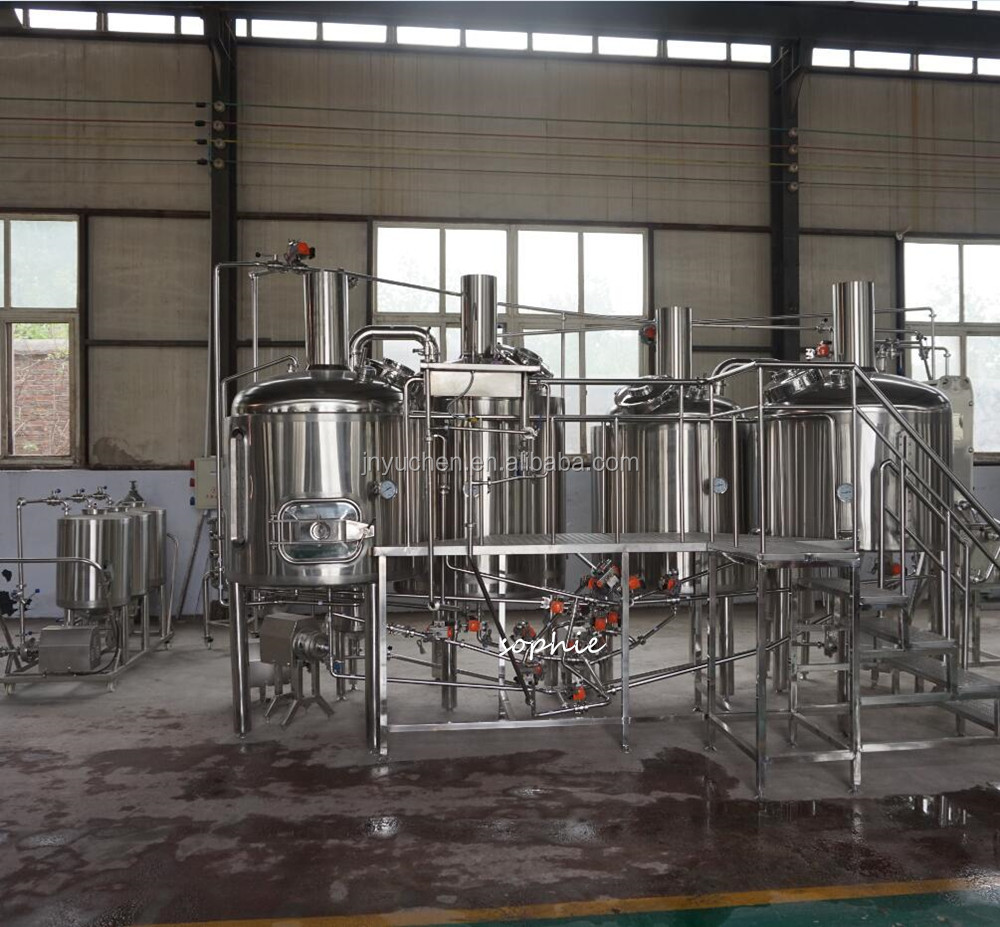 10BBL Craft beer brewing equipment/fermentation tank/brewery system Jinan